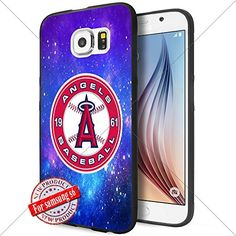 Los Angeles Angels MLB Baseball Logo WADE8368 Samsung s6 Case Protection Black Rubber Cover Protector WADE CASE http://www.amazon.com/dp/B0172AQ5BI/ref=cm_sw_r_pi_dp_.3cCwb1XPYC3P