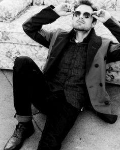 Hipster Sebastian Stan