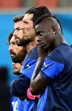 #azzurri #balotelli #buffon #barzagli #pirlo #footballislife