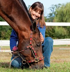 An Equine Attitude Adjustment - Guideposts - Page 1