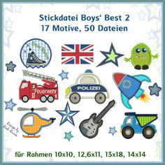 Boys Best 2 Stickdatei http://www.rock-queen.de/epages/78332820.sf/de_DE/?ObjectPath=/Shops/78332820/Products/20051