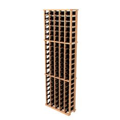 @Overstock - This five-column redwood wine rack is perfect for traditional storing of wine bottles. The use of a nail gun is recommended for the assembly of this rack, which stores up to 105 bottles of wine. The wood is unstained to give it a classic look.http://www.overstock.com/Home-Garden/Traditional-Redwood-5-Column-Wine-Rack/6831327/product.html?CID=214117 $157.49