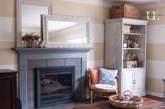 Unexpected Elegance ~ At the Picket Fence Parade of Homes - At The Picket Fence
