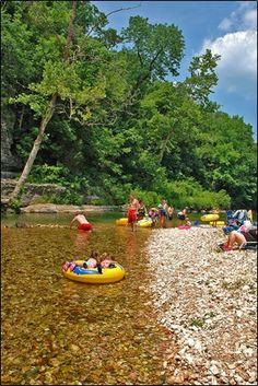 Big Creek in Harriet, AR. #VisitArkansas