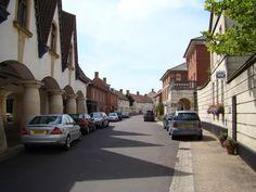 Photos of Poundbury Village   Poundbury
