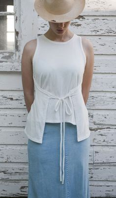Maggie Top - love the simplicity of this piece