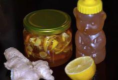 3 x proti kašľu malý tip Slovak Recipes, Russian Recipes, Nordic Interior, Natural Medicine, Pickles, Health And Beauty, Cucumber, Herbalism, Healthy Living