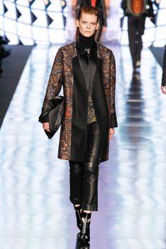 Etro Fall 2013 Ready-to-Wear Fashion Show - Irina Nikolaeva