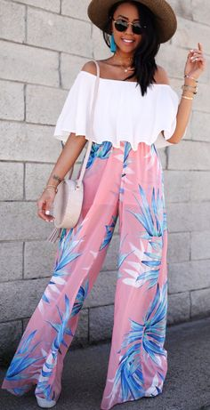 #summer #outfits  First Thing I'm Packing For My Trip To Nola Are 'The Best Pants'! They Are Called That For A Good Reason. It's Like Wearing A Cloud, Super Light Weight And So Flattering! Definitely Vacay-worthy  There Are Only A Few Sizes Left But You Can Always Get Notified When The Item Is Back In Stock In Your Size!