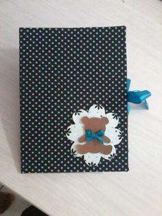 Case para cd e dvd. Créditos da pagina do facebook: Amor de papel, scrap da Paty.
