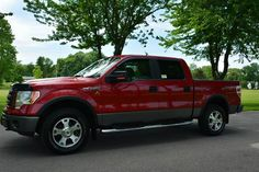 2009 Ford F-150 4x4 FX4 4dr SuperCrew Styleside 5.5 ft. SB - Spencerport NY