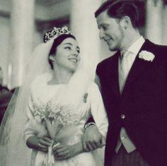 Miss Honoria Glossop:  King Simeon and Queen Margarita of Bulgaria