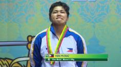 Hidilyn Diaz wins silver in Myanmar SEA Games | Pinoy Headline dot Com