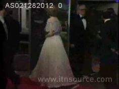 """December 2, 1982: Prince Charles & Princess Diana at the Premiere of Sir Richard Attenborough's film, """"Gandhi"""" at the Odeon Cinema, Leicester Square."""