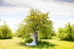 Orchard at Brooksby Farm by Geneve Rege Photography