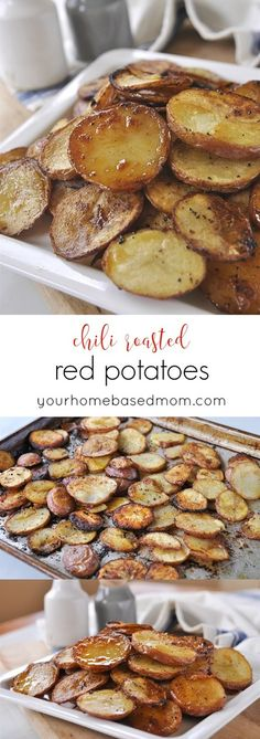 Chili Roasted Red Potatoes - C