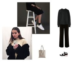 """""""woes"""" by tina-gadze ❤ liked on Polyvore featuring moda, Dorothy Perkins, Alexander Wang e Isaac Reina"""