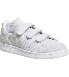 ADIDAS - Stan smith cf leather low-top trainers   Selfridges.com Adidas  Shoes f116752d82b4