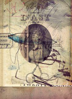 Last Wish (2013) : Colagem