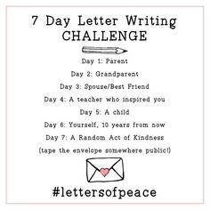 DIY Envelope Art Four Ways + a 7 Day Letter Writing Challenge! | dawnnicoledesigns.com