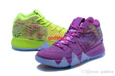 882462783ed3 Buy New Style Men Nike Kyrie 4 Confetti Basketball Shoes from Reliable New  Style Men Nike Kyrie 4 Confetti Basketball Shoes suppliers.