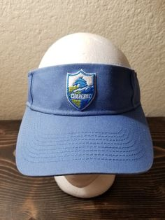 Details about San Diego Chargers NFL Reebok Adult One Size Cap Hat 97120bc56