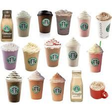 Image result for starbucks drinks pictures
