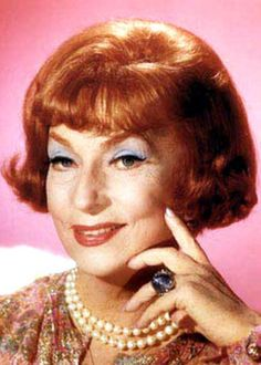 Agnes Moorehead (1900-1974) played Endora on the TV show Bewitched from 1964-1972