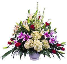 Final Sentiments Bouquet
