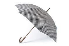b houndstooth classic umbrella ++ london undercover