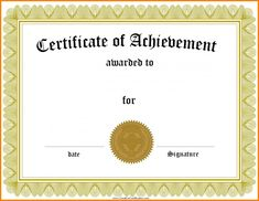 Template Ideas Free Family Reunion Certificates Templates pertaining to Word Template Certificate Of Achievement - Professional Templates Ideas Blank Certificate Template, Certificate Maker, Graduation Certificate Template, Certificate Of Completion Template, Certificate Of Achievement Template, Free Printable Certificates, Award Template, Award Certificates, Templates Printable Free