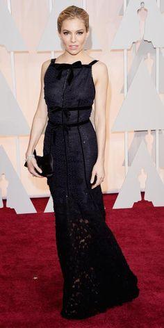 Oscars 2015 - Oscar de la Renta gown