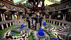 mega minecraft spawners | Mega Build: Minecraft Spawn | Map Download | Cinematic | 1080p | The ...