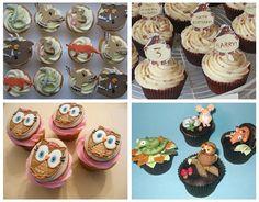 gruffalo Gruffalo Party, The Gruffalo, Gateau Cake, Some Ideas, Mini Cupcakes, Girl Birthday, Birthday Ideas, Fun Crafts, First Birthdays