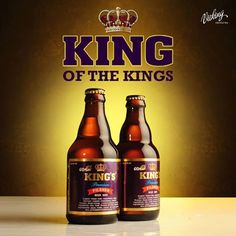 King Of The Kings is on it's way to Mumbai, Maharashtra, India.  #GoaKingsBeer will rule #Mumbai from 16 August, 2015.
