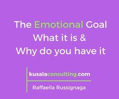 Emotional Goal – Medium