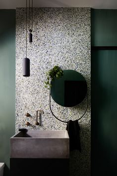 Home Interior Modern Photos: Armelle Habib at Styling: Julia Green Interior Design: Terrazzo by Tapware by Joinery Plants