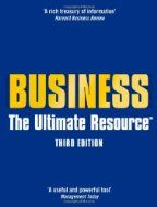 Business: The Ultimate Resource by Jonathan Law