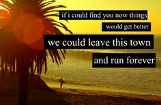 Yellowcard lyrics ocean avenue