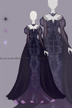 (OPEN) Adopt Auction- Outfit 32 by LucyKILLERlll.deviantart.com on @DeviantArt