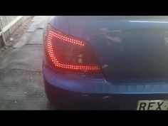 SA AUTO INSTALLS. WRX taillights from Car Shop GLOW. - YouTube