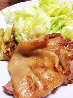 ★鶏もも肉の塩レモンめちゃうま焼き