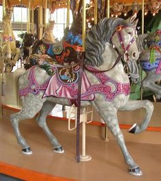 carousel horse pictures - Yahoo! Search Results