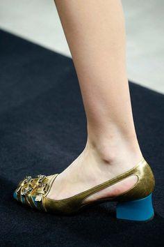 Bottega Veneta modish block heels