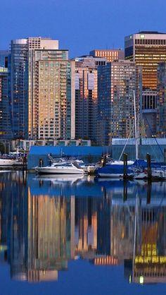 Vancouver city, British Columbia, Canada