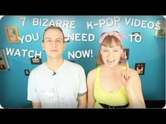 7 Bizarre K-Pop Videos You Need to Watch Now - Feat. Simon and Martina - ISHlist 25 I LOVE Simon and Martina!!!
