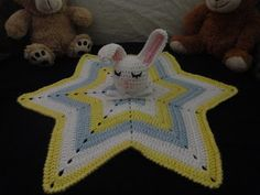 Crochet Crazy bunny