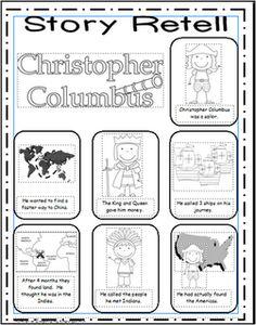 Christopher Columbus & a FREEBIE!