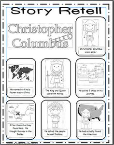 Christopher Columbus & a FREEBIE! holiday, columbus day, classroom, fall, grade, educ, christoph columbus, christopher columbus, social studi