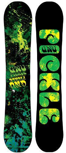 GNU Pickle Snowboards -- Bob'sSportsChalet.com Online Store